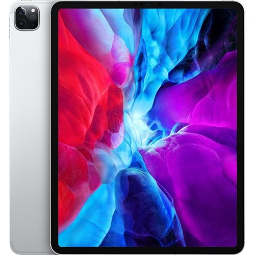 "Apple iPad Pro (2020) 12,9"" Wi-Fi + Cellular 128 ГБ, серебристый"