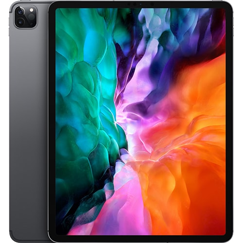 "Apple iPad Pro (2020) 12,9"" Wi-Fi + Cellular 128 ГБ, серый космос"