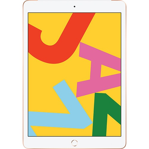 "Apple iPad 10,2"" Wi-Fi + Cellular 32 ГБ, золотой"