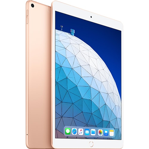 Apple iPad Air Wi-Fi + Cellular 64 ГБ, золотой