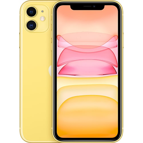 Apple iPhone 11 64GB Жёлтый