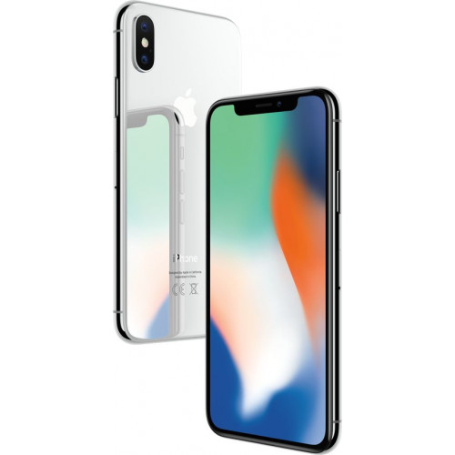 Apple iPhone X 64GB Silver No face ID