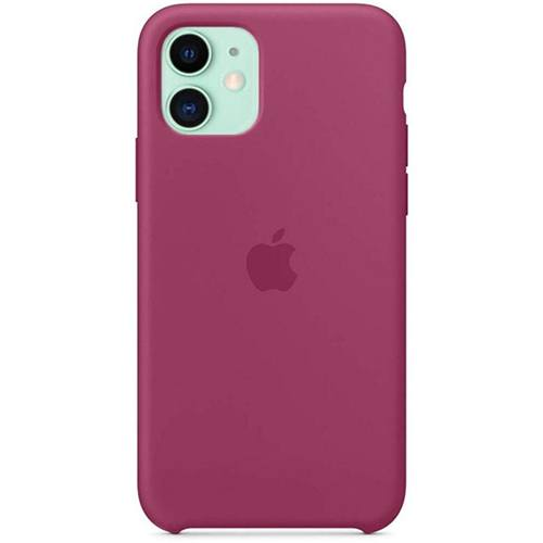 Silicon Case Apple iPhone 11 сочный гранат