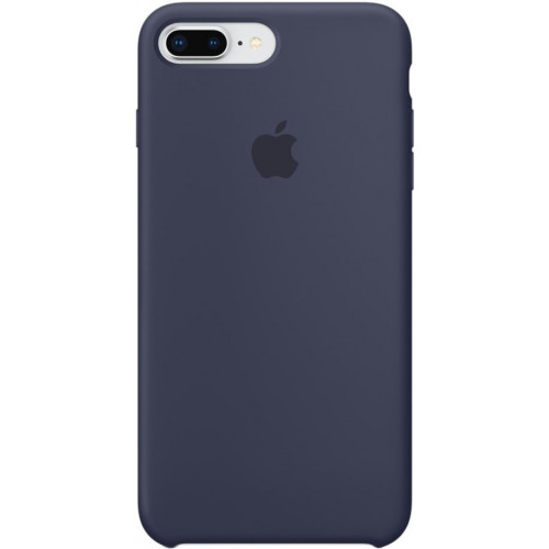 Silicon Case Apple iPhone 7 Plus/8 Plus тёмно-синий