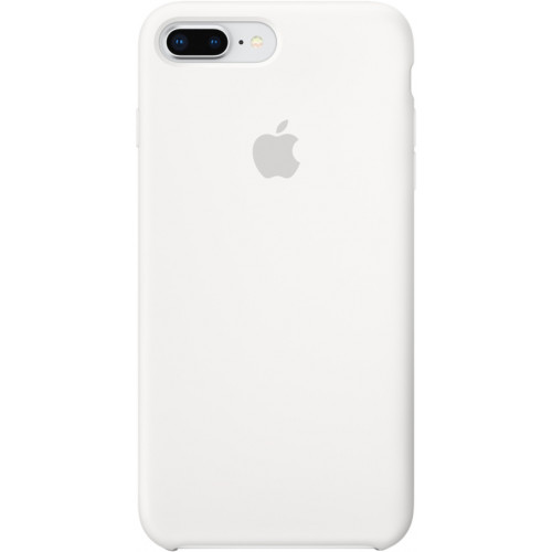 Silicon Case Apple iPhone 7 Plus/8 Plus белый