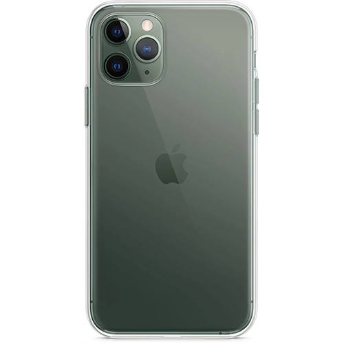 Silicon Case Apple iPhone 11 Pro Max прозрачный