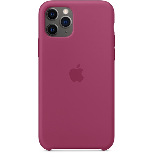 Silicon Case Apple iPhone 11 Pro сочный гранат