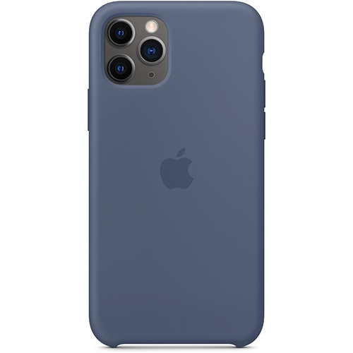 Silicon Case Apple iPhone 11 Pro морской лёд