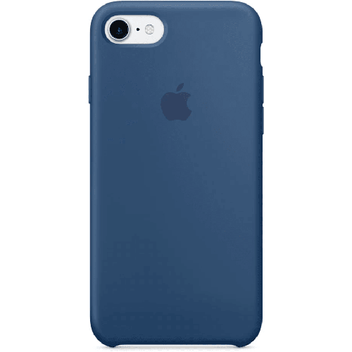 Silicon Case Apple iPhone 5/5S/SE морской лёд