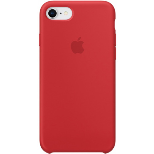 Silicon Case Apple iPhone 7/8 красный