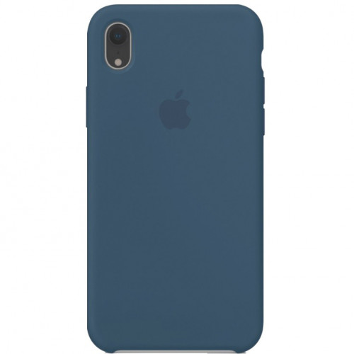 Silicon Case Apple iPhone XR морской лёд