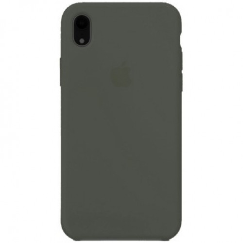 Silicon Case Apple iPhone XR сосновый лес