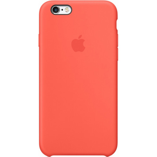 Silicon Case Apple iPhone 6/6S абрикосовый
