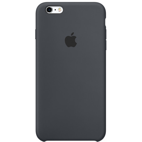 Silicon Case Apple iPhone 6 Plus/6S Plus угольно-серый