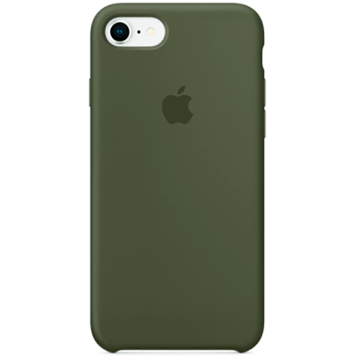 Silicon Case Apple iPhone 6 Plus/6S Plus сосновый лес