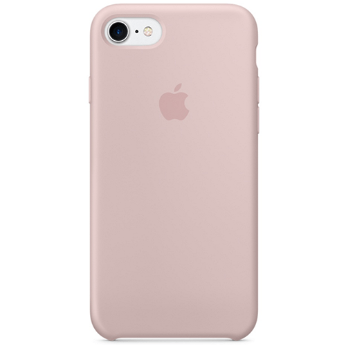 Silicon Case Apple iPhone 6 Plus/6S Plus розовый песок