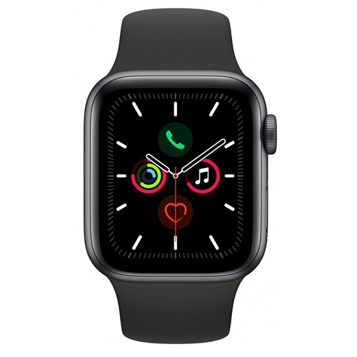 Умные часы Apple Watch Series 5 44 мм Серый Космос