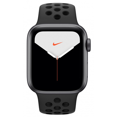 Умные часы Apple Watch Nike Series 5 44 мм Серый Космос