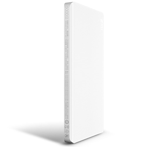 Внешний аккумулятор Power Bank Xiaomi ZMI Power Bank 5000 mAh (QB805)